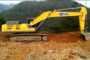 徐工 XE470 挖掘機圖片