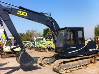 加藤HD450SEV挖掘机