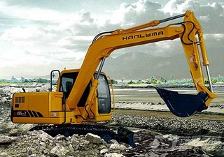华力重工 HL185 挖掘机