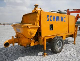 施维英 BP2000HDD-20R 拖泵