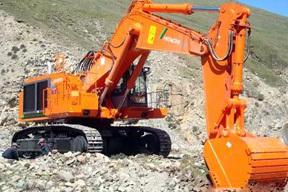 日立EX1200挖掘机