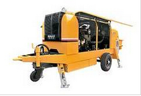 鸿得利 HBT60 拖泵图片