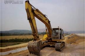 日立&住友 SH200-3RV 挖掘机