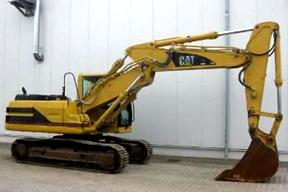 卡特彼勒320BN液压挖掘机