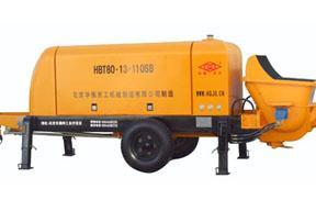 华强京工 HBT80-13-110SB 拖泵