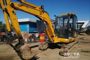 杰西博 JCB60 挖掘机图片
