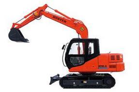 恒特重工HT85挖掘机