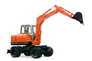 劲工 JG85-6S 挖掘机