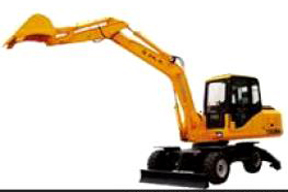 愚公机械 LQ80-7 挖掘机