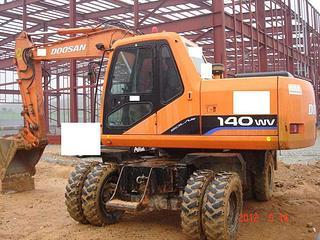 斗山S140WV挖掘机