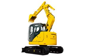 住友SH75XU-3B挖掘机