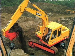 加藤 HD400 挖掘機圖片