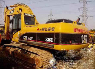 卡特彼勒336C液压挖掘机