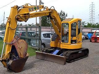 加藤HD205UR挖掘机