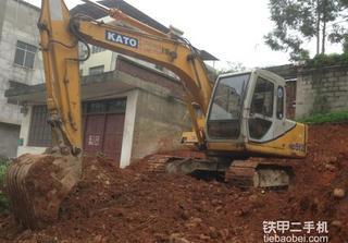 加藤 HD512 挖掘机图片
