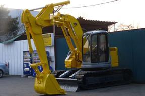住友SH135U挖掘机