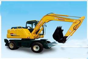 愚公机械 WYL75 挖掘机