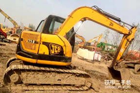 杰西博 JCB75 挖掘機圖片