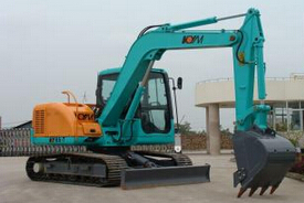 开元智富KY60F-8挖掘机