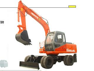 恒特重工TL120-A2X4挖掘机