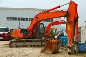 日立ZX200-E挖掘机