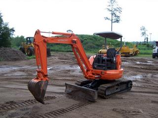 日立EX30U挖掘机