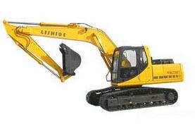 力士德SC320.7挖掘机