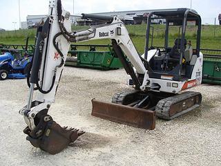山猫331E挖掘机