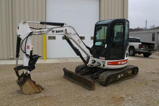 山猫430Standard挖掘机