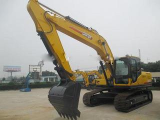 卡特重工 CT240-7AL 挖掘机图片