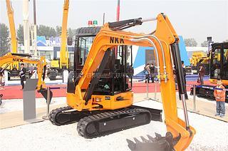 京城长野NS35R挖掘机