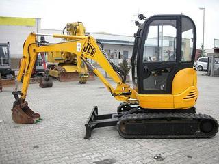 杰西博8032ZTS挖掘机