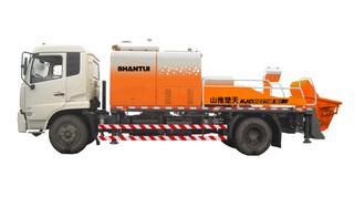 山推 HJC5120THB-16II 车载泵