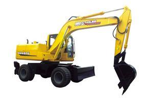 愚公机械 WYL100 挖掘机