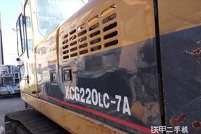徐挖XCG220LC-7A挖掘机