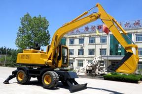 青州神娃 SW-160 挖掘机