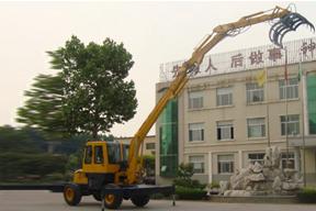 青州神娃 SWZ-110抓草 挖掘机