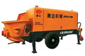 腾达机械HBT80-13-90S拖泵