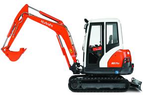 久保田KX71-3S挖掘机