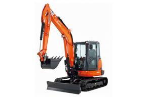 久保田KX057-4挖掘机