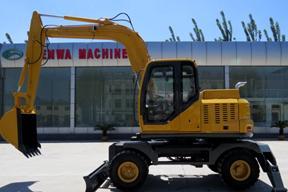 青州神娃 SW-80 挖掘机