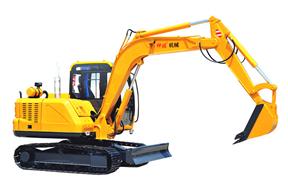 青州神娃 SW60-7 挖掘机