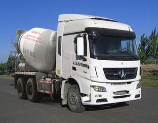 北奔重汽 ND5250GJBZ03V3 搅拌运输车