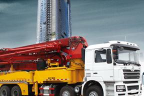 宜工 JTZ5430THB 泵车