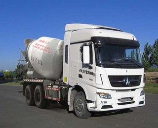 北奔重汽 ND52501GJBZ 搅拌运输车