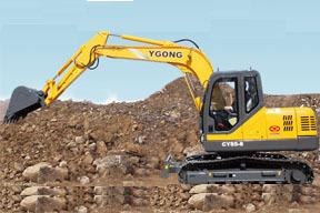 宜工 CY85-8 挖掘机