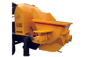 三和建机 HBT60.13.90S 拖泵图片