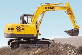 宜工 CY65-8 挖掘机