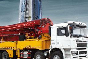 宜工 JTZ5160THB22 泵车