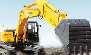 宜工 CY330LC-8 挖掘机